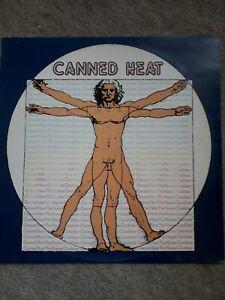 Canned Heat The Human Condition SNTF 783  vinyl LP Rare Original UK 1978