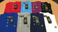 Lyle and Scott Short Sleeve Polo Shirt  for MEN Winter !!!!!