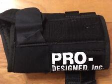 P.D. wrist guards, Pro-Designed