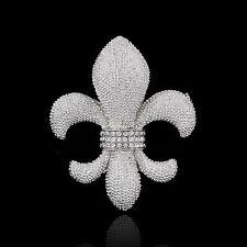 Modeschmuck-Broschen & -Anstecknadeln aus Kristall für Unisex