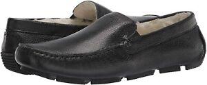Rockport Men's Rhyder Slipper, Black, Size 12.0 tJck