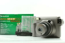 【UNUSED in Box】Fuji Fujifilm Instax 500AF Medium Instant Film Camera From JAPAN