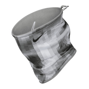 New Nike Reversible Neck Face Warmer 2.0 Mouth Cover Gray OSFM