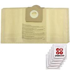 Dust Bags x 5 for GOBLIN AQUAVAC Vacuum Cleaner + Freshener Tabs