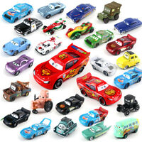Mattel Disney Pixar Cars Lot Lightning McQueen 1:55 Diecast Lot Choose Loose Toy
