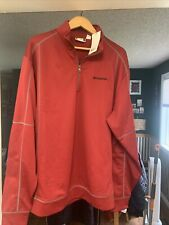 New listing Clique Toyota Golf Pullover XL Red