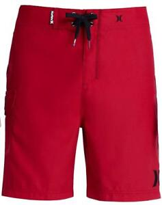 """Hurley Men's One and Only 19"""" Supersuede Boardshorts"""