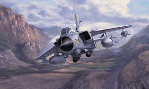 Limited Edition Aviation Print Tornado Strike by Philip West