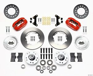 Wilwood Dynalite Front Big Brake Kit 1949-1954 Chevrolet,Corvette,Bel Air,Truck