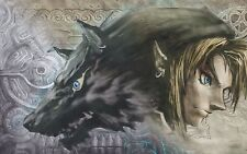 Poster A3 The Legend of Zelda Twilight Princess / Link 01