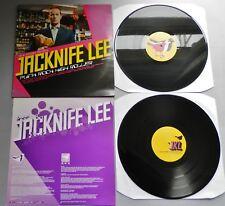 Jacknife Lee-Punk Rock High Roller UK 2000 imágenes de Palma Dbl Lp + Insert