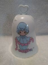 """Vintage Enesco 1994 Precious Moments You Have Touched So Many Hearts"""" Bell"""