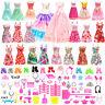 Barwa 125 set=13 Random Skirt + 2 Skirts + 110 Random Accessories