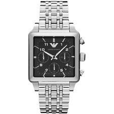 Emporio ARMANI Square Chronograph Mens Watch AR1626