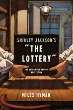 """NEW - Shirley Jackson's """"The Lottery"""": The Authorized Graphic Adaptation"""