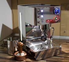 Lelit Anna PL41LEM - Macchina caffè espresso semi professionale + Filtro Cialde