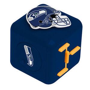 Seattle Seahawks NFL Fidget Cube Spinner