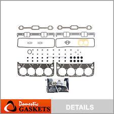 Fits 92-96 Chevrolet Corvette 5.7L 350CID OHV Head Gasket Set LT1 350 VIN P LT4