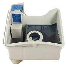 THOMAS 787185 Aquafilter Set für Staubsauger TWIN GENIUS T2 SYNTHO Hepa Filter