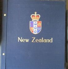 New Zealand in Davo Allbum. M & U.