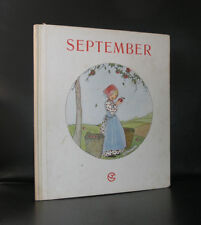 Rie Cramer # SEPTEMBER # vg++/nm-, ca. 1940