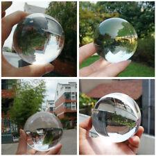 Perfekte Crystal Fotokugel Wahrsager Hellseher Glas Kugeln 40mm Tischdekoration