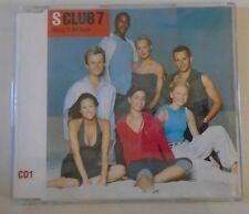 S CLUB 7 ~ Bring It All Back ~ CD SINGLE CD1 - ENHANCED