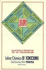 PARMA  -  Laboratorio Chimico Dottor COCCONI