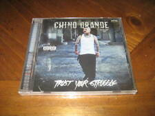 Chicano Rap CD Chino Grande - Trust Your Struggle - Spanky Loco Chingo Bling