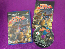 War of the Monsters COMPLETE RARE VGC PS2 Aussie Seller Fast Post!