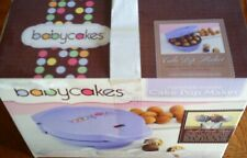 Babycakes Cake Pop Maker, Makes 12 Cake Pops, Brand New