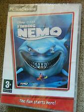 Finding Nemo  -  Disney PIXAR     PC / MAC  CD-ROM  NEW FACTORY SEALED