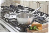 Cuisinart Cookware Cuisinart Sauce Pan 1.5 qt Chefs Classic Stainless