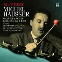 Michel Hausser - Mr.Vibes Quartet & Octet Sessions 1954-1960 2CD NEU OVP