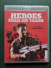 Heroes Shed No Tears (Blu-ray) SEALED, FREE SHIP, Ohio Seller, John Woo