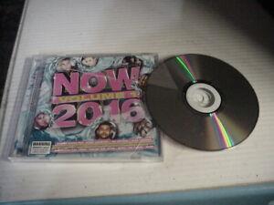 CD - Now 2016 Volume 1 - Various Artist - Rock - Rock & Pop
