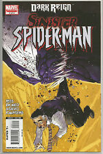Sinister Spider-Man : Dark Reign #2 : Marvel comic