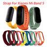 Für Xiaomi Mi Band 5 Band Ersatz Armband Silikon Armband Uhr Band