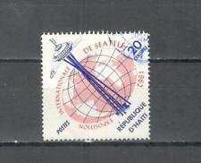 T314 - HAITI 1962 - MAZZETTA DI 5 SEATTLE - VEDI FOTO