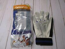 A1 Head Synthetic Racquetball Glove - right medium BLue