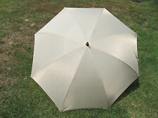 Ivory Wedding Umbrella 60 inch size covers 2 adults FREE SHIPPING