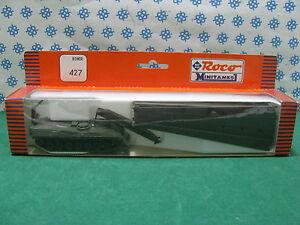 Vintage -  PANZER  Schnellorucke  biber     - H0  Roco n° 427   Mint