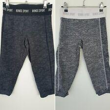 Bonds Ladies Black Sports Active Running Gym Shorts Size XL New CY86I