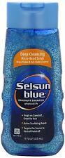 SELSUN Blu SELSUN Blu Perle di micro-Forfora Shampoo PULIZIA PROFONDA, 325 ML