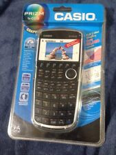 Casio Prism Graphing Calculator fx-CG10 full color hand held black sealed new