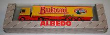 """Albedo 700110 - Renault AE Kühlkoffer Sattelzug"""" Buitoni Spagehttini 71 """" in OVP"""