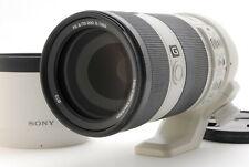 [MINT in BOX] Sony FE 70-200mm f/4 G OSS E-Mount Lens From JAPAN