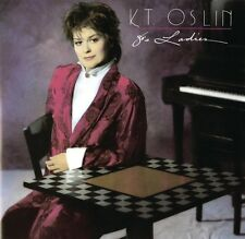 CD KT OSLIN - 80'S LADIES - NEW COUNTRY MUSIC USA