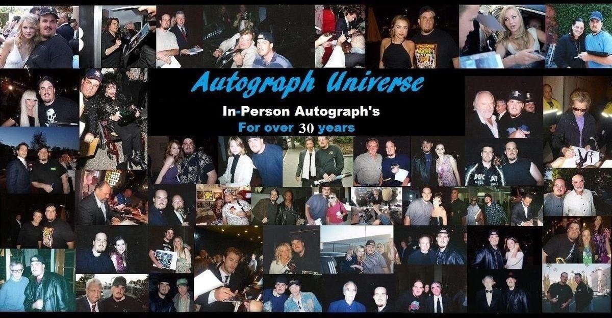 Autograph-Universe
