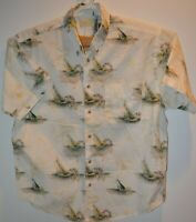 Crossings Hawaiian-Style Men's Shirt Size XL
